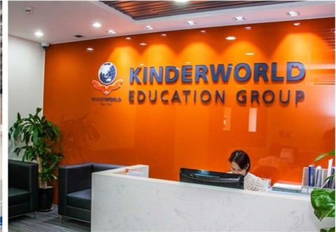 KinderWorld  Singapore international School