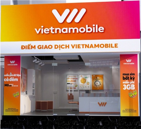 Vietnamobile Shop chain North area